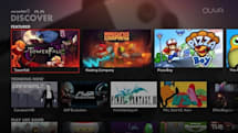 Ouya user interface getting facelift this month