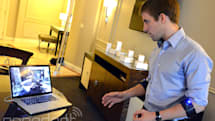 Thalmic Labs' Myo armband does gesture control with muscles (video)