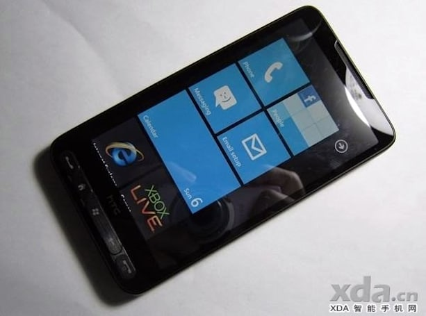 HTC HD2 runs Windows Phone 7, makes us yearn for more (video)