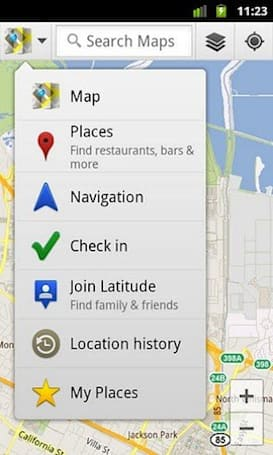 Google Maps for Android gets updated, improves battery life for Latitude, location history users
