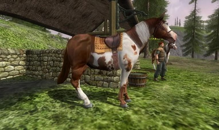 Getting around in LotRO: a transportation guide