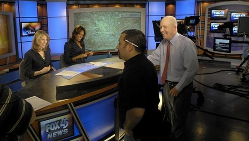 Baltimore, MD gets local HD news courtesy of FOX 45
