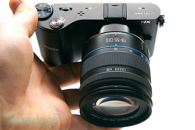 How would you change Samsung's NX200?