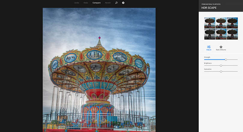 Google+ photos get more 'pop' with new dynamic range tool