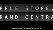 Grand Central Apple Store opening December 9th, giving New Yorkers eight billionth way to buy an iPad