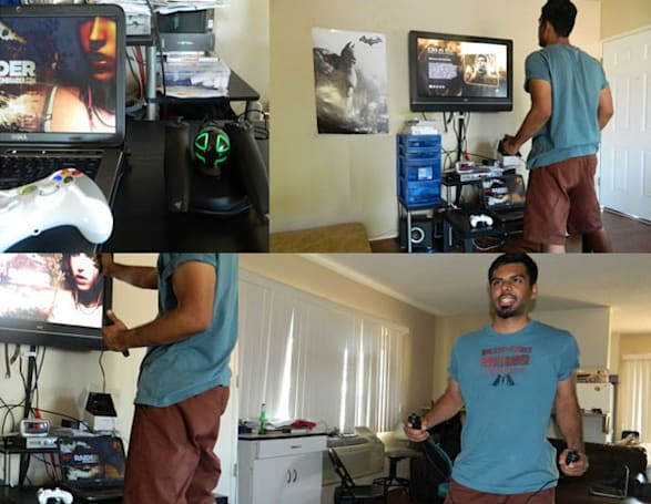 Project Holodeck gets help from Razer, swaps Kinect for Move tracking
