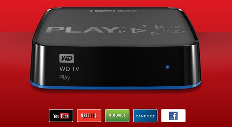 Western Digital unveils WD TV Play streaming box, directly competes with Roku