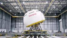 トヨタが「危機時にAIが運転を引き取る」事故防止技術Guardian Angelを開発中、東富士のシミュレーターでテスト予定