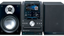Sony intros three new HDD-based NetJuke stereos