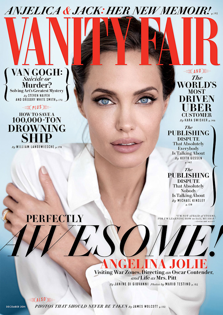 Angelina Jolie: 'I'm open' to running for political office