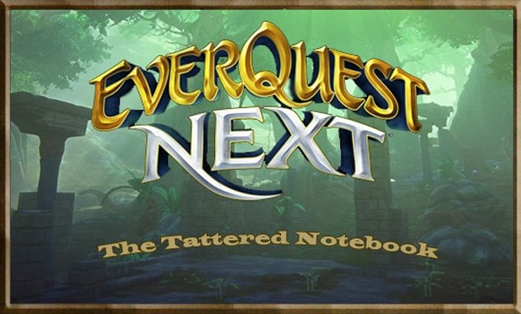 SOE Live 2013: EverQuest Next explained