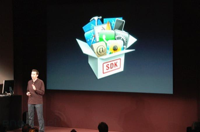 iPhone SDK gets real, available today