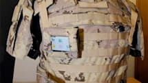 Conductive fabrics may power future infantry gear, uniforms set to enter field trials