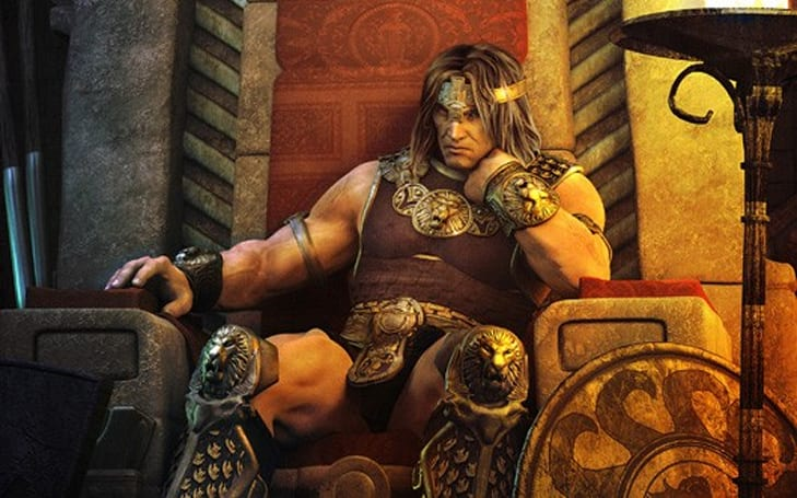 Age of Conan game director talks Blood and Glory server rules