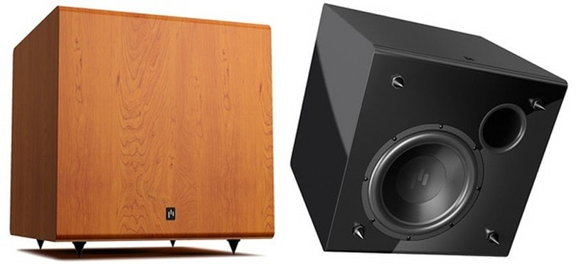 Aperion Audio rolls its new Bravus 8A Subwoofer into a sub-$1000 speaker system