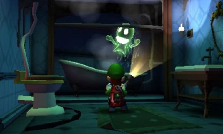 Luigi's Mansion 'Poltergeist 5000' replica doesn't suck
