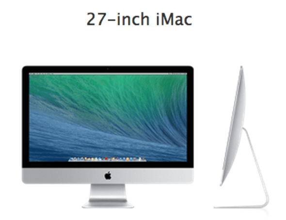 After ten years HP has an answer to the iMac
