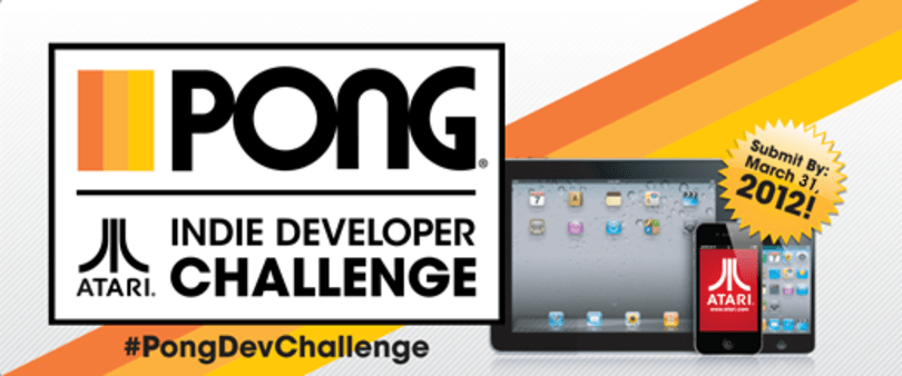 Atari's Pong Indie Developer Challenge is a real coin opportunity