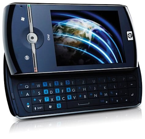 HP's iPAQ Data Messenger finally up for pre-order