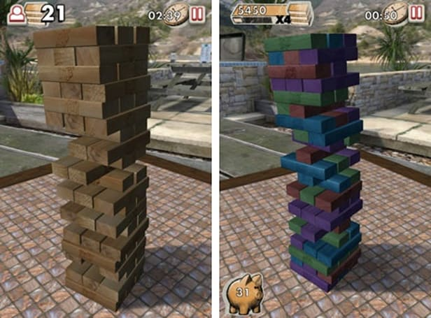 Daily App: Jenga brings a piece of the puzzle game to your iOS device