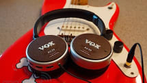 Vox jams guitar amps into Audio-Technica headphones, dubs them Amphones (ears-on)