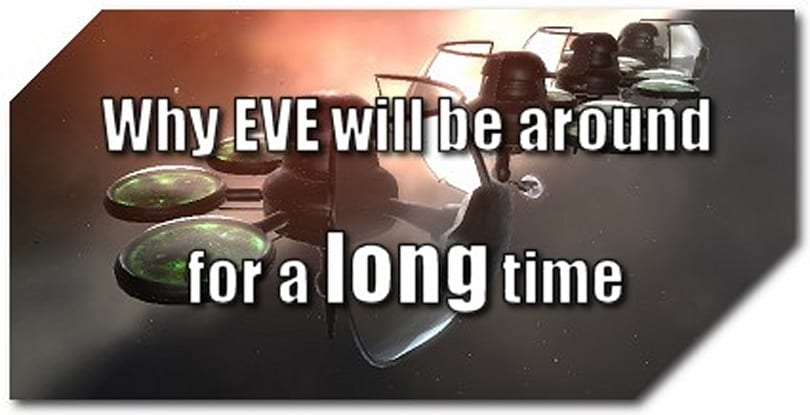 EVE Evolved: Why EVE Online will be around for a long time.