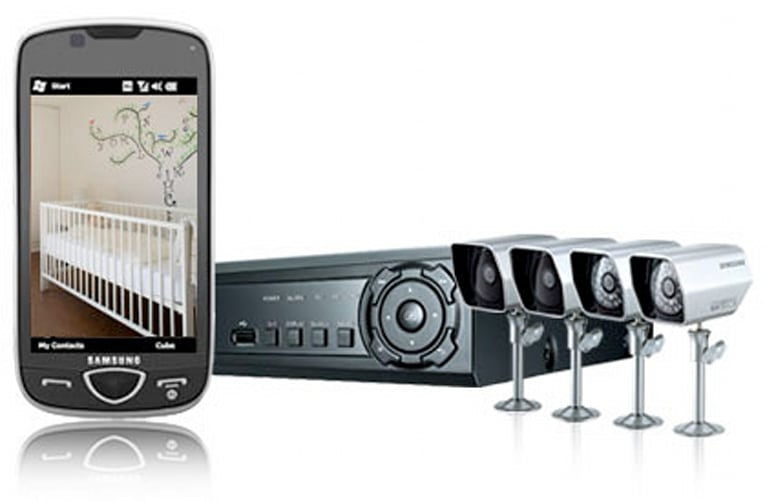 samsung enters new galaxy with babyview range of infant video monitors. Black Bedroom Furniture Sets. Home Design Ideas