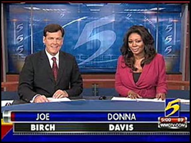 WMC-TV brings local news to Memphis, Tennessee in HD