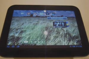 Lenovo IdeaPad K1 Android 3.1 Tablet Hands-on