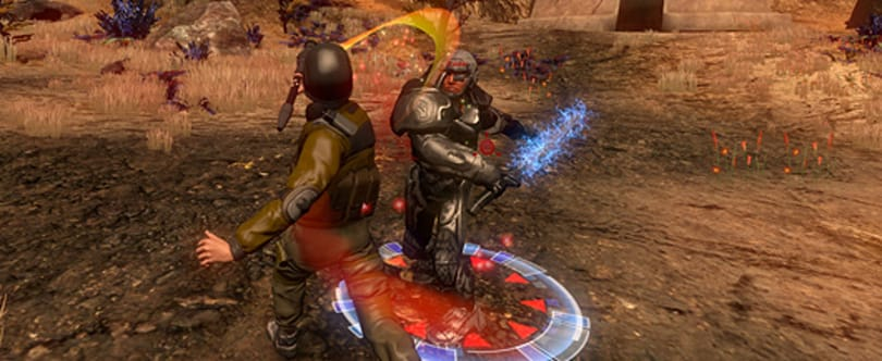The Repopulation will feature both standard and PvP servers