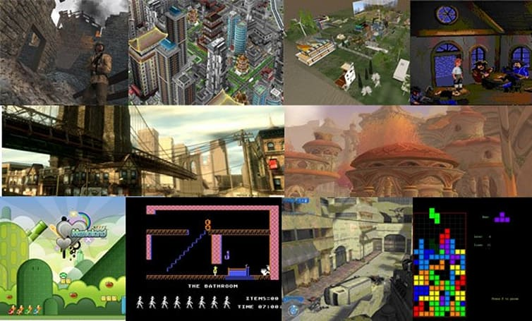 Architect's Journal ranks top 10 gaming worlds