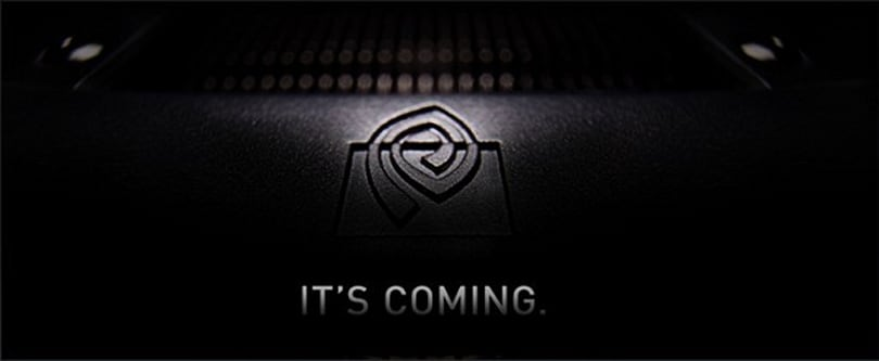 NVIDIA says 'it's coming,' won't say what 'it' is