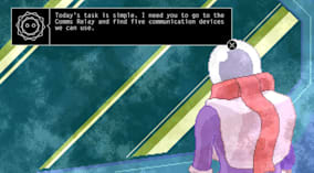 Home dev's oddly romantic sci-fi adventure, Alone With You