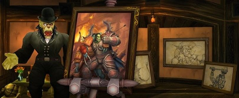 New art available for viewing at Blizzard's website