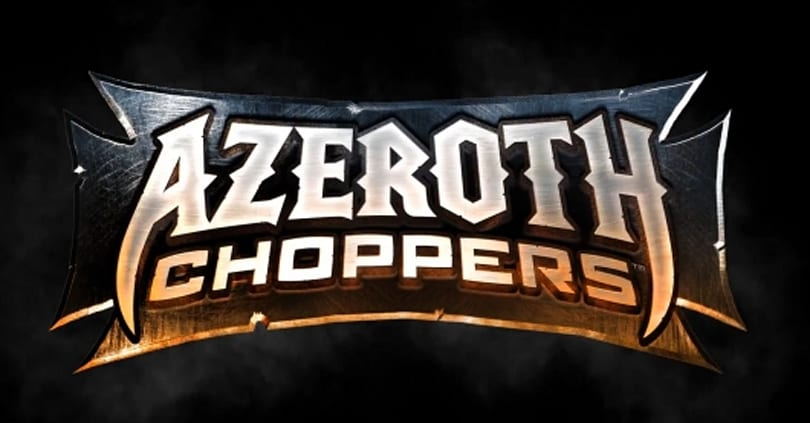 World of Warcraft bikes take shape in episode 6 of Azeroth Choppers