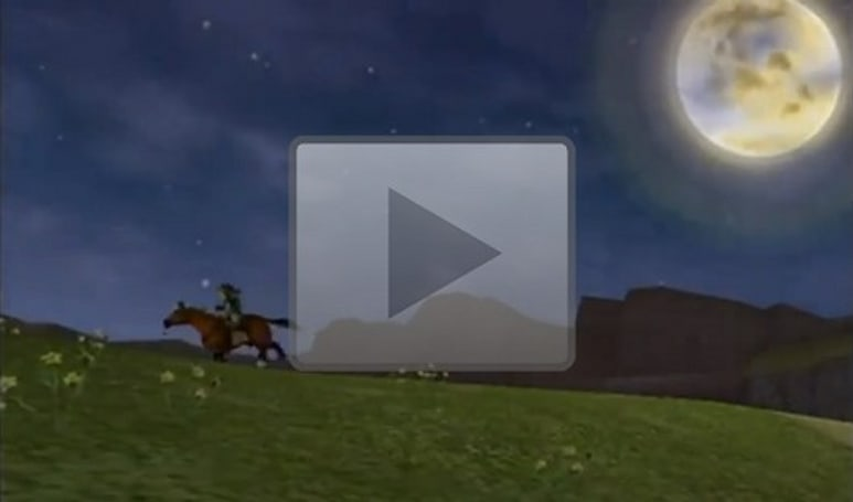 Latest Ocarina of Time 3DS trailer plays the Song of Nostalgia