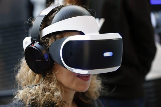 索尼已卖出接近 1 百万台 PlayStation VR