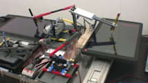 Lego bot built to test Kno's tablet textbook, human overlords watch gleefully (video)