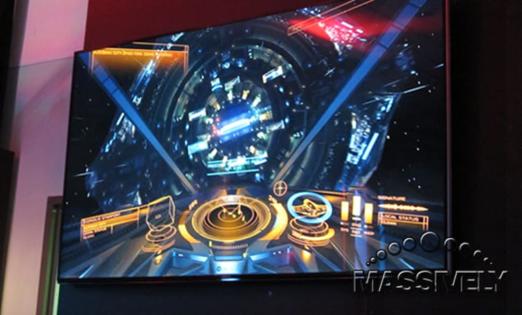 E3 2014: Hands-on with Elite: Dangerous and the Oculus Rift