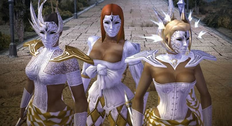 The baddies of City of Heroes' First Ward