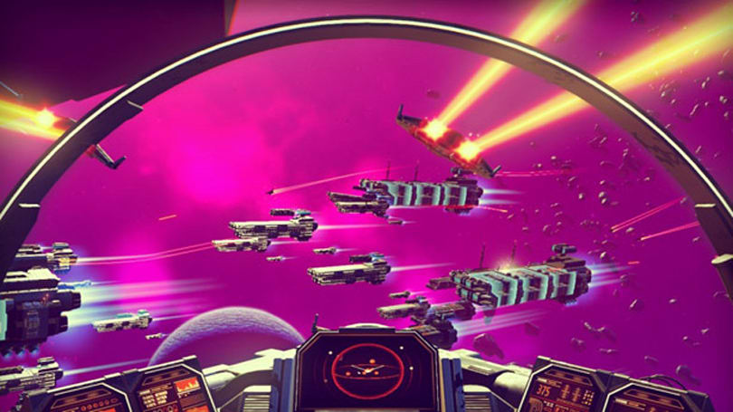 Here's a new No Man's Sky trailer