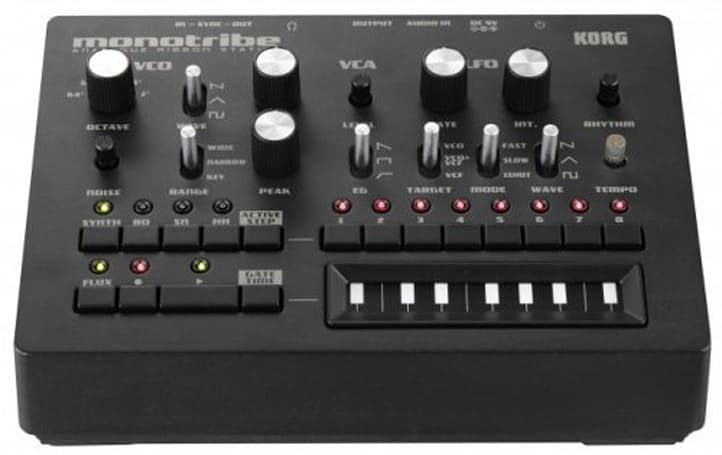 Korg Monotribe has 1978 sound, modern mobility (video)