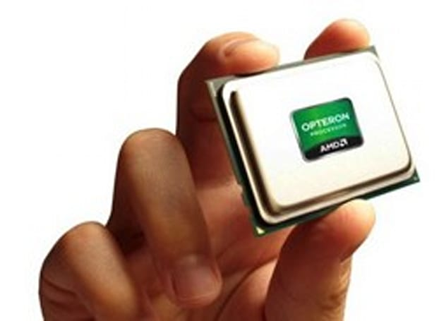 AMD has a server chip for the cheap seats: the 'desktop-like' Opteron 3200