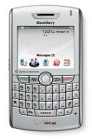 BlackBerry 8830 World Edition announced for Verizon, Sprint
