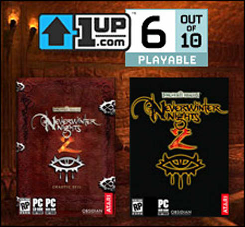 1UP zings Neverwinter Nights 2 (again)