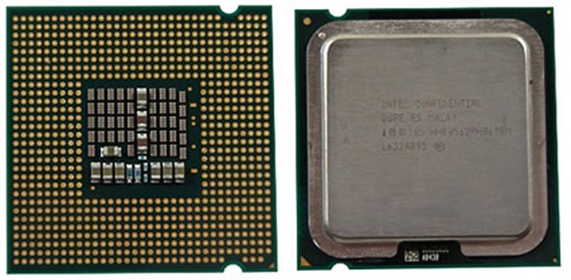 Intel's quad-core Core 2 Extreme QX6700 processor released, reviewed
