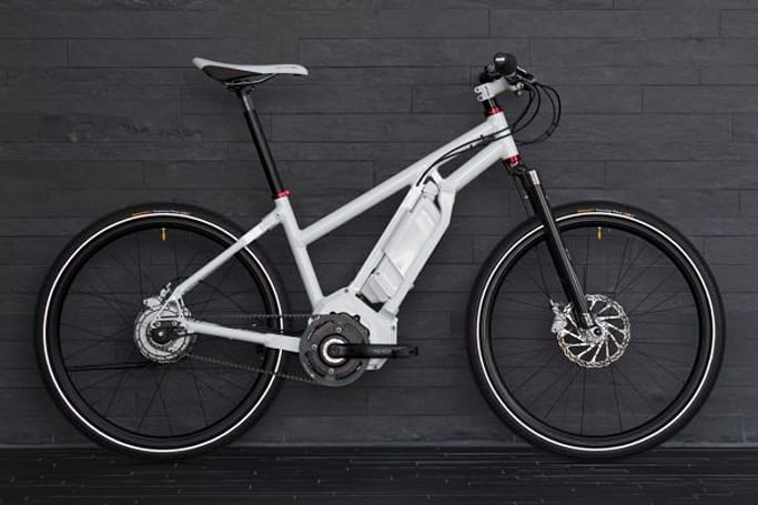 Gates, Bosch, and NuVinci combine to make pedal-assist e-bike concept, not Voltron