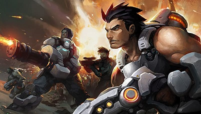 Massively Exclusive: Red 5 talks pay-to-win and Firefall's open beta