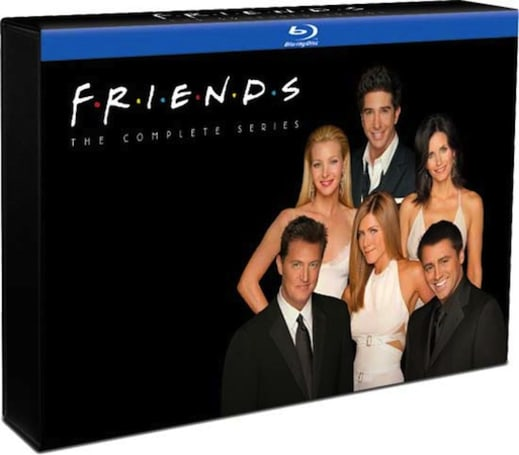 Friends: The Complete Series Blu-ray set arrives November 13th for just under three bills