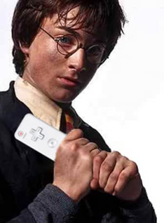 Rumor: The Wii-mic ... and Harry Potter will use it